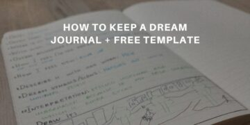 How To Keep A Dream Journal & Template - Lucid Dream Society