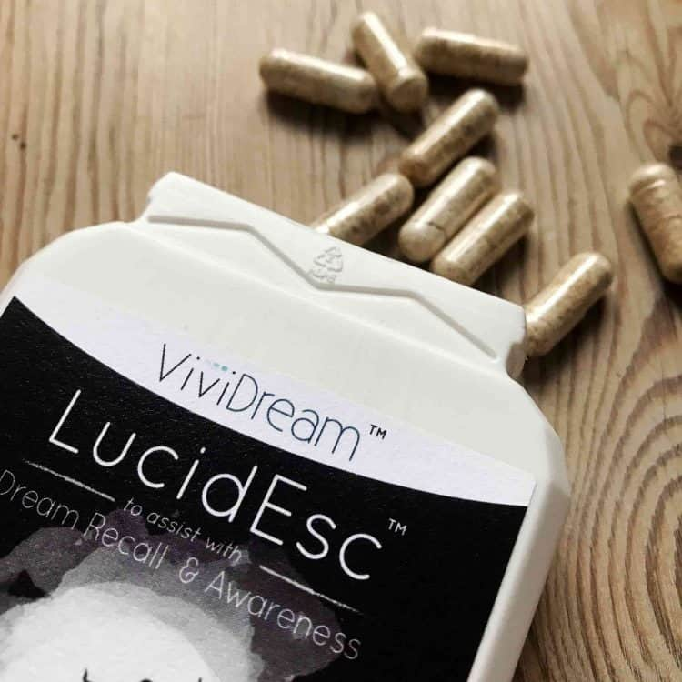 IS LUCIDESC THE BEST LUCID DREAM SUPPLEMENT? – Review 2019 - Lucid Dream Society